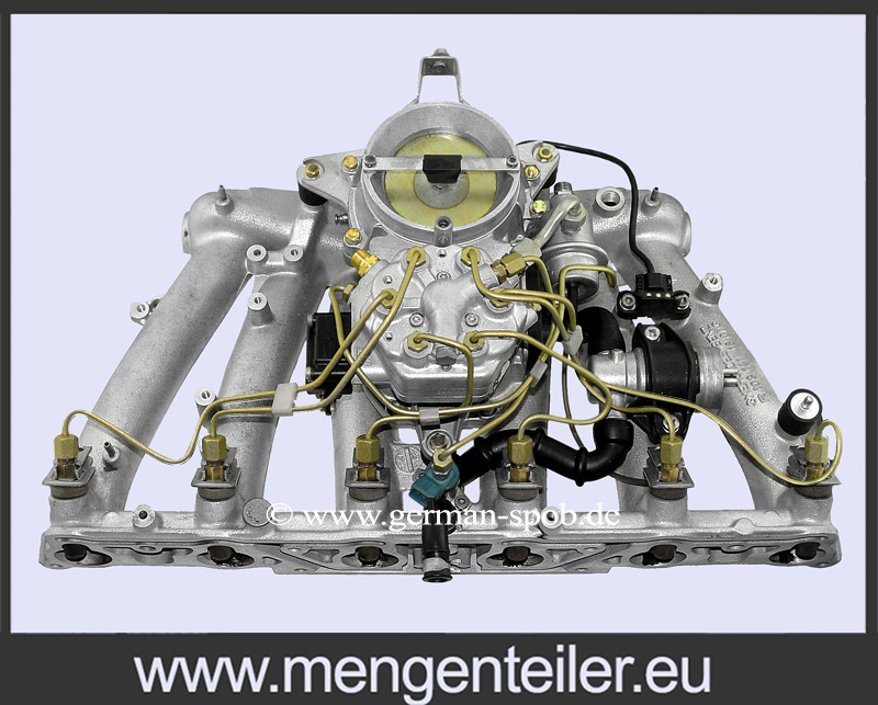 Dispositif à injection M103 | 0438101012 0438121033 0280170403  0438161001 0280140510 | MERCEDES BENZ | KE Jetronic  - mengenteiler.eu